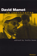 Cover image for 'David Mamet in Conversation'