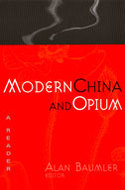 Cover image for 'Modern China and Opium'