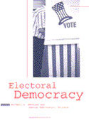 Cover image for 'Electoral Democracy'