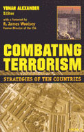 Cover image for 'Combating Terrorism'
