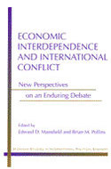 Book cover for 'Economic Interdependence and International Conflict'