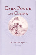 Book cover for 'Ezra Pound and China'