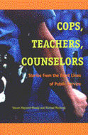 Book cover for 'Cops, Teachers, Counselors'