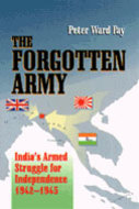 Book cover for 'The Forgotten Army'