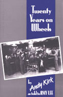 Book cover for 'Twenty Years on Wheels'