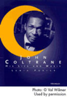 Cover image for 'John Coltrane'