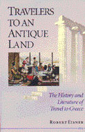 Cover image for 'Travelers to an Antique Land'