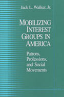 Cover image for 'Mobilizing Interest Groups in America'