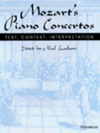 Cover image for 'Mozart's Piano Concertos'