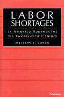 Cover image for 'Labor Shortages as America Approaches the Twenty-first Century'