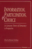 Cover image for 'Information, Participation, and Choice'