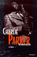 Book cover for 'Charlie Parker'