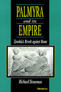 Book cover for 'Palmyra and Its Empire'