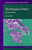 Cover image for 'The Phratries of Attica'