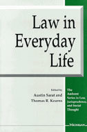 Book cover for 'Law in Everyday Life'