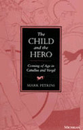 Book cover for 'The Child and the Hero'