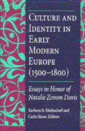 Cover image for 'Culture and Identity in Early Modern Europe (1500-1800)'