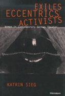 Cover image for 'Exiles, Eccentrics, Activists'