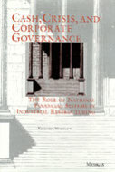 Book cover for 'Cash, Crisis, and Corporate Governance'