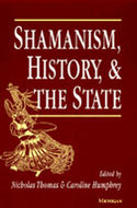 Book cover for 'Shamanism, History, and the State'