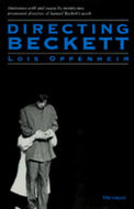 Book cover for 'Directing Beckett'