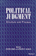 Book cover for 'Political Judgment'