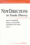 Cover image for 'New Directions in Trade Theory'