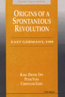 Cover image for 'Origins of a Spontaneous Revolution'