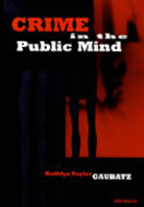 Cover image for 'Crime in the Public Mind'