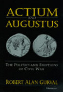 Cover image for 'Actium and Augustus'
