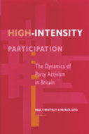 Cover image for 'High-Intensity Participation'