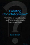 Cover image for 'Creating Constitutionalism?'