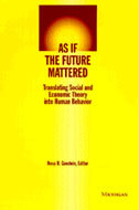 Book cover for 'As if the Future Mattered'