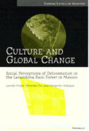 Book cover for 'Culture and Global Change'