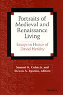 Cover image for 'Portraits of Medieval and Renaissance Living'