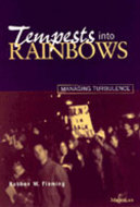 Book cover for 'Tempests into Rainbows'