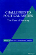 Cover image for 'Challenges to Political Parties'