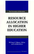Cover image for 'Resource Allocation in Higher Education'