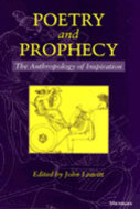 Book cover for 'Poetry and Prophecy'