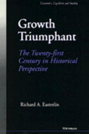 Book cover for 'Growth Triumphant'