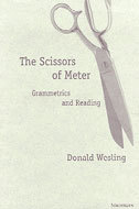 Book cover for 'The Scissors of Meter'