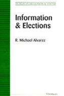 Book cover for 'Information and Elections'