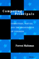 Book cover for 'Competing Principals'