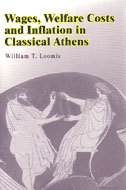 Cover image for 'Wages, Welfare Costs and Inflation in Classical Athens'