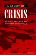 Book cover for 'A Study of Crisis'