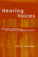Book cover for 'Hearing Voices'