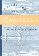 Book cover for 'Recharting the Caribbean'