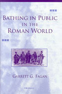 Book cover for 'Bathing in Public in the Roman World'