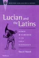 Cover image for 'Lucian and the Latins'
