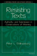 Cover image for 'Resisting Texts'